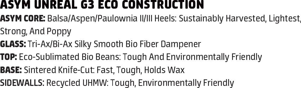 GNU Asym Unreal G3 Eco Construction