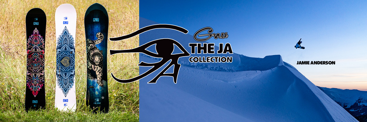 GNU X JAMIE ANDERSON COLLECTION 20/21