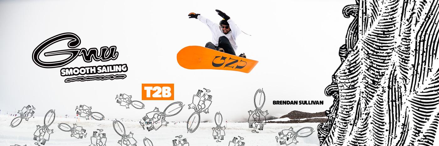 2021 T2B Men's Snowboard