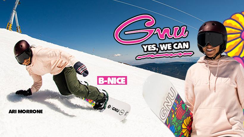 2021 B-Nice Women's Snowboard