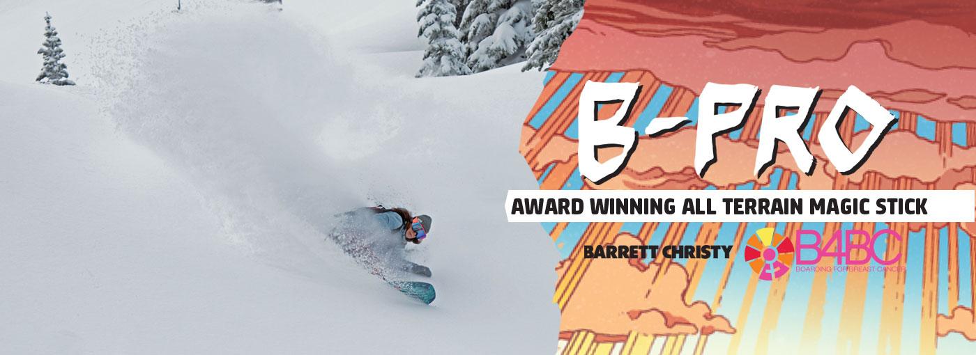 GNU B-Pro Snowboard