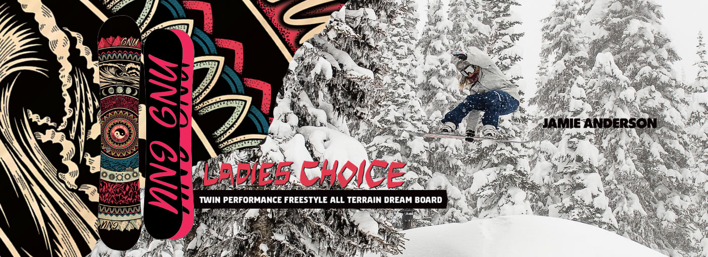 GNU Ladies Choice Snowboard