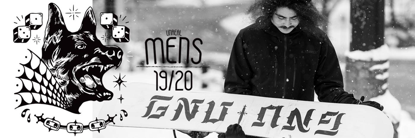 GNU Men's Snowboards 2019 - 2020
