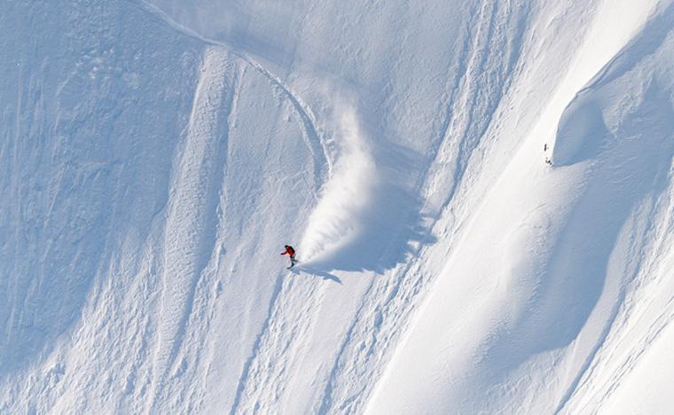 Gnu Snowboarding Team Jamie Anderson