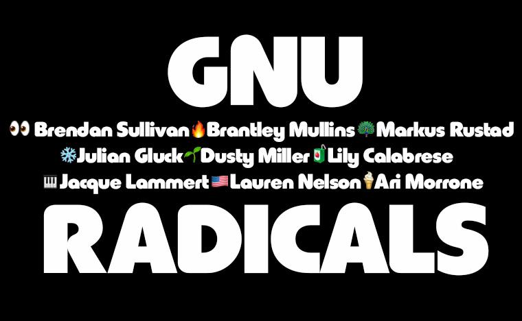 Gnu Snowboarding Team