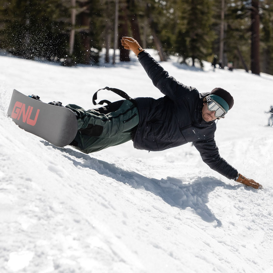 Gnu Snowboarding Team Alex Lopez