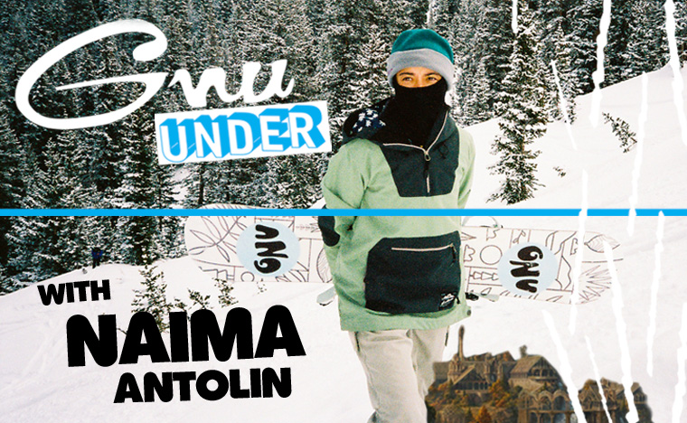 Gnu Under with Naima Antolin