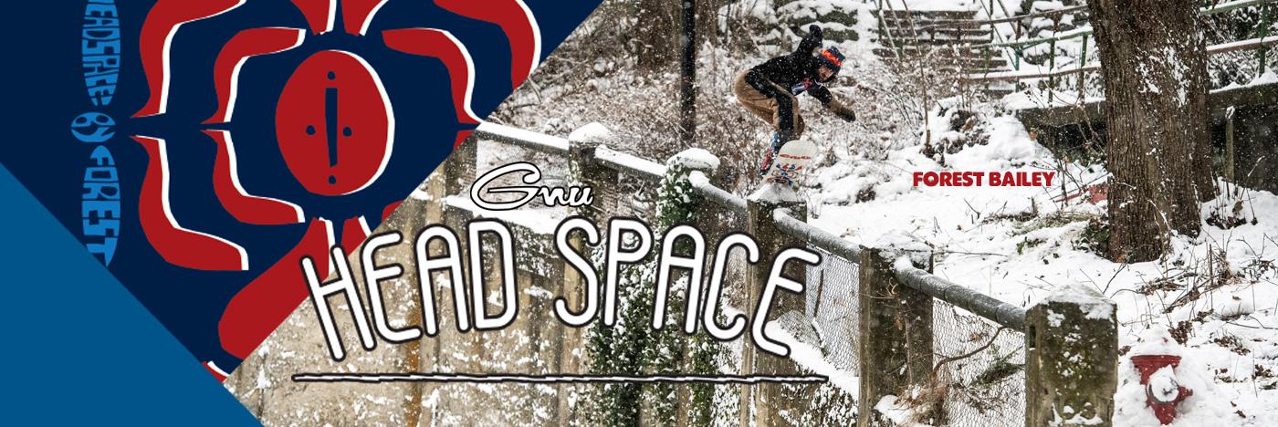 GNU Headspace Snowboard 2019 - 2020