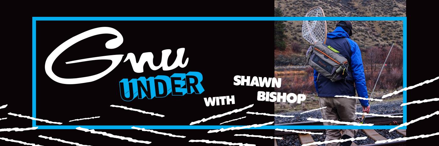 Under with Gnu Art Director Shawn Bishop