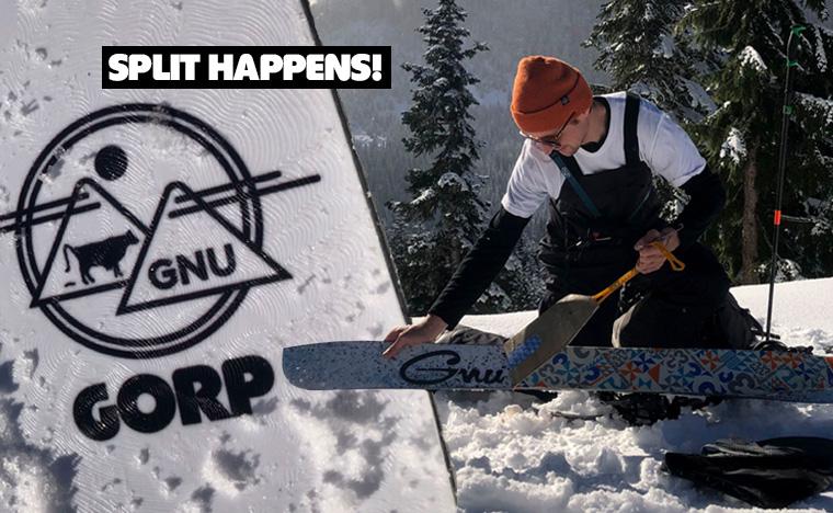 Gnu Speed/In Snowboard Bindings