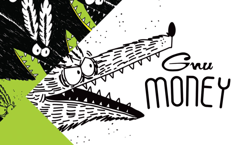GNU Money Snowboard