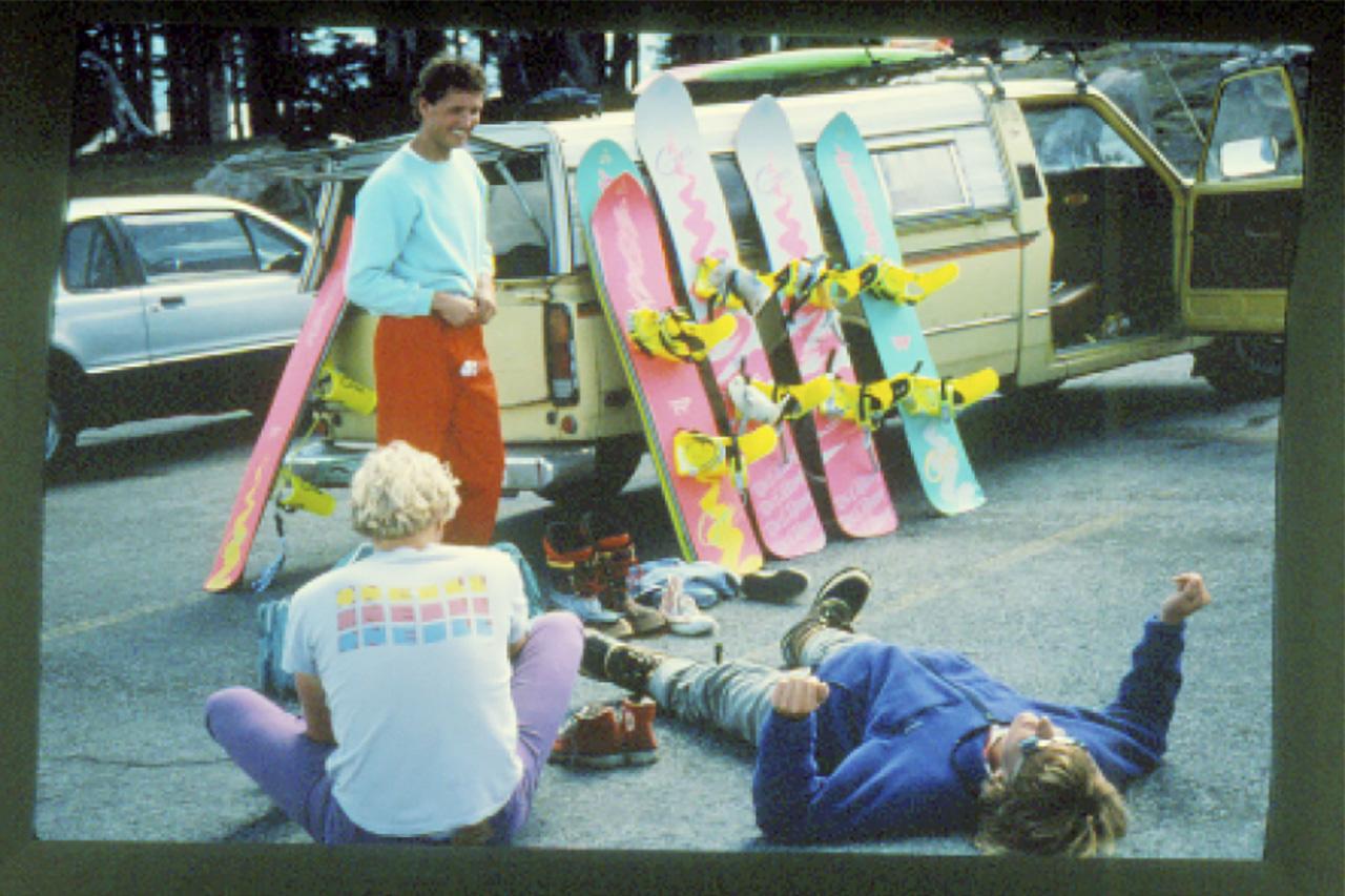 GNU Snowboards history