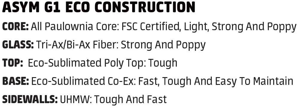 GNU Asym G1 Light Construction