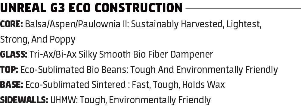 GNU Unreal G3 Eco Construction